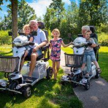 Kleinkinderen op bezoek? 3 scootmobiel toegankelijke uitjes!