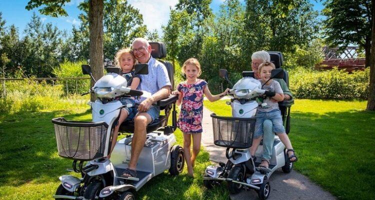 scootmobiel toegankelijke uitjes voor hele gezin