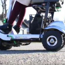 Voor het eerst scootmobiel rijden? 13 dingen die u moet doen!