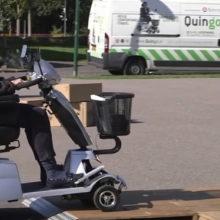 Ergotherapie en scootmobiel rijden: deze opties biedt een ergotherapeut!