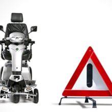 Klantvraag: Wat doe ik bij pech met mijn scootmobiel onderweg of thuis?