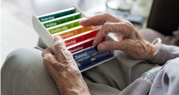 scootmobiel rijden en medicijngebruik ouderen