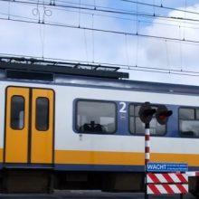 Scootmobiel rijden en spoorwegovergang: de problemen en maatregelen!