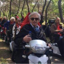 Quingo leverde scootmobielen voor 4e MS scootmobiel- en fietstocht